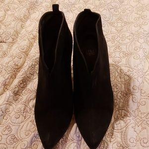 Stuart Weitzman Black booties